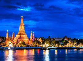 Vé máy bay đi Thái Lan