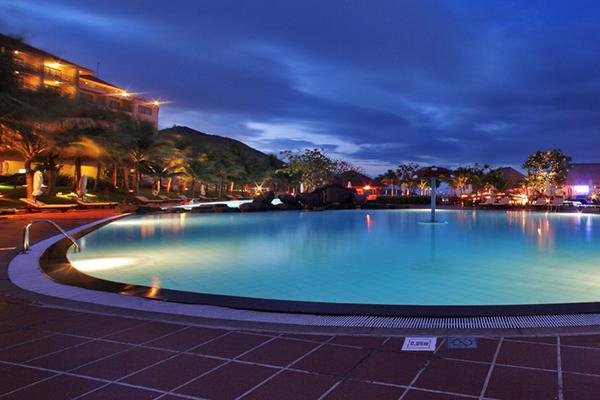 Khách sạn sang trọng tại Vinpearl