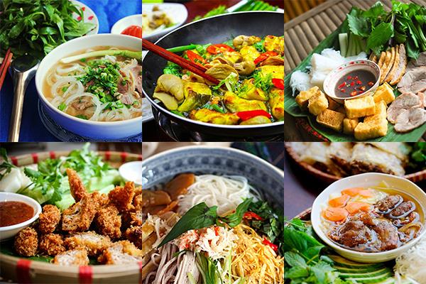 Thủ đô nổi tiếng với nền ẩm thực đa dạng vô cùng đặc sắc