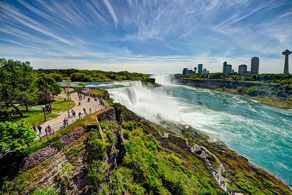 Thác Niagara, New York