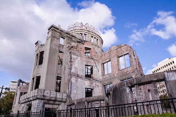 Khu tưởng niệm hòa bình Hiroshima – Genbaku Dome