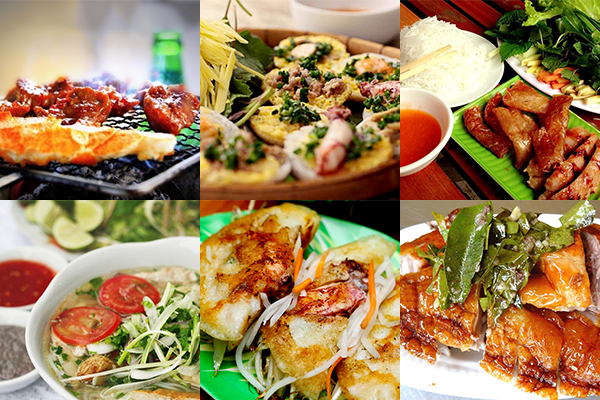 Ẩm thực hải sản đa dạng ở Nha Trang
