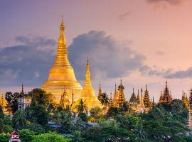 Vé máy bay đi Myanmar chỉ từ 18 USD/chiều – Đặt ngay hôm nay!