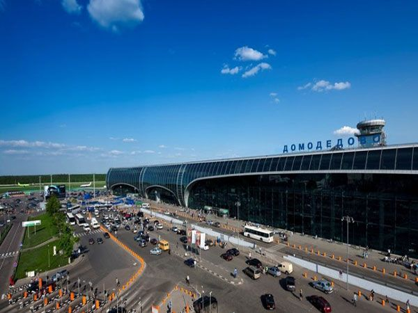 san-bay-Domodedovo