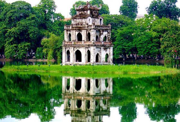 Địa điểm đi chơi ở ngoại thành Hà Nội