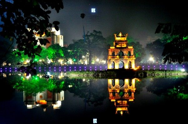 Địa điểm đi chơi ở Hà Nội với người yêu